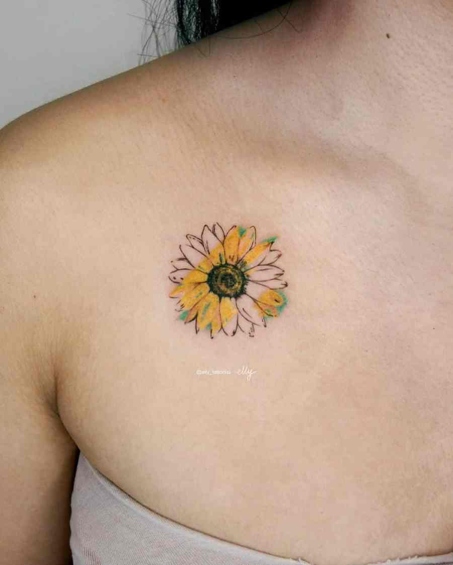 Female Small Tattoos 2021020304 - 10+ Female Small Tattoos Contain Profound Meaning
