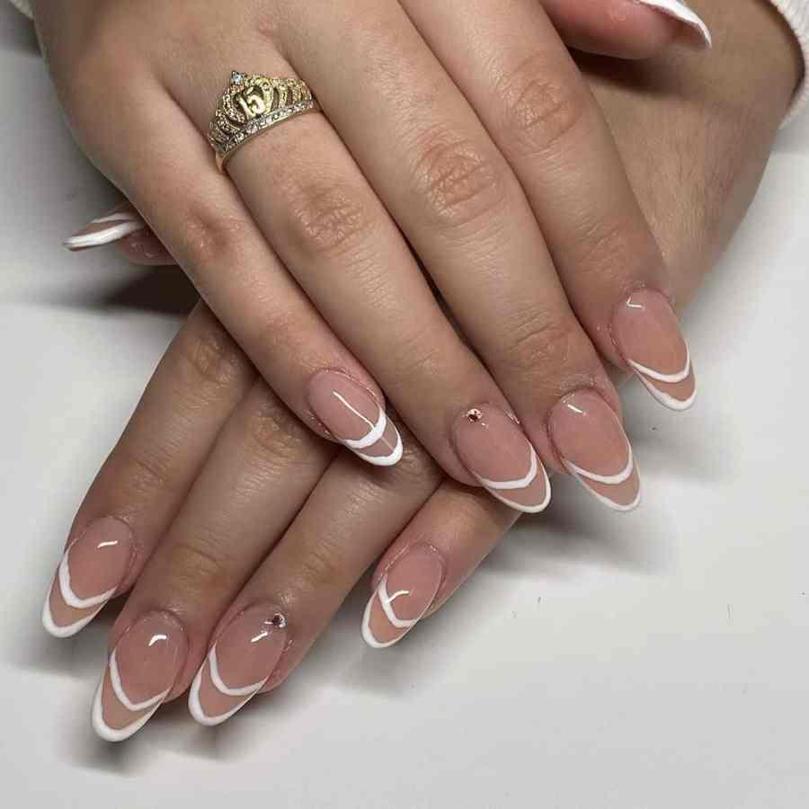 Spring Nails 2021020504 - 10+ Fashion Spring Nails Design 2021