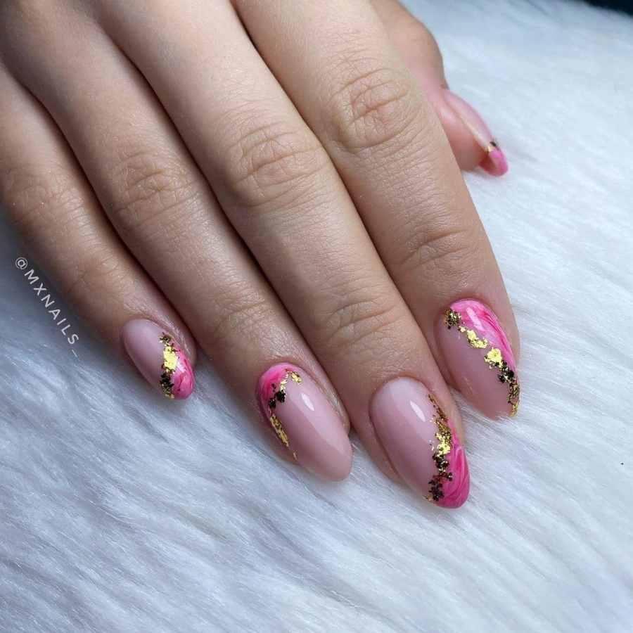 Spring Nails 2021020510 - 10+ Fashion Spring Nails Design 2021