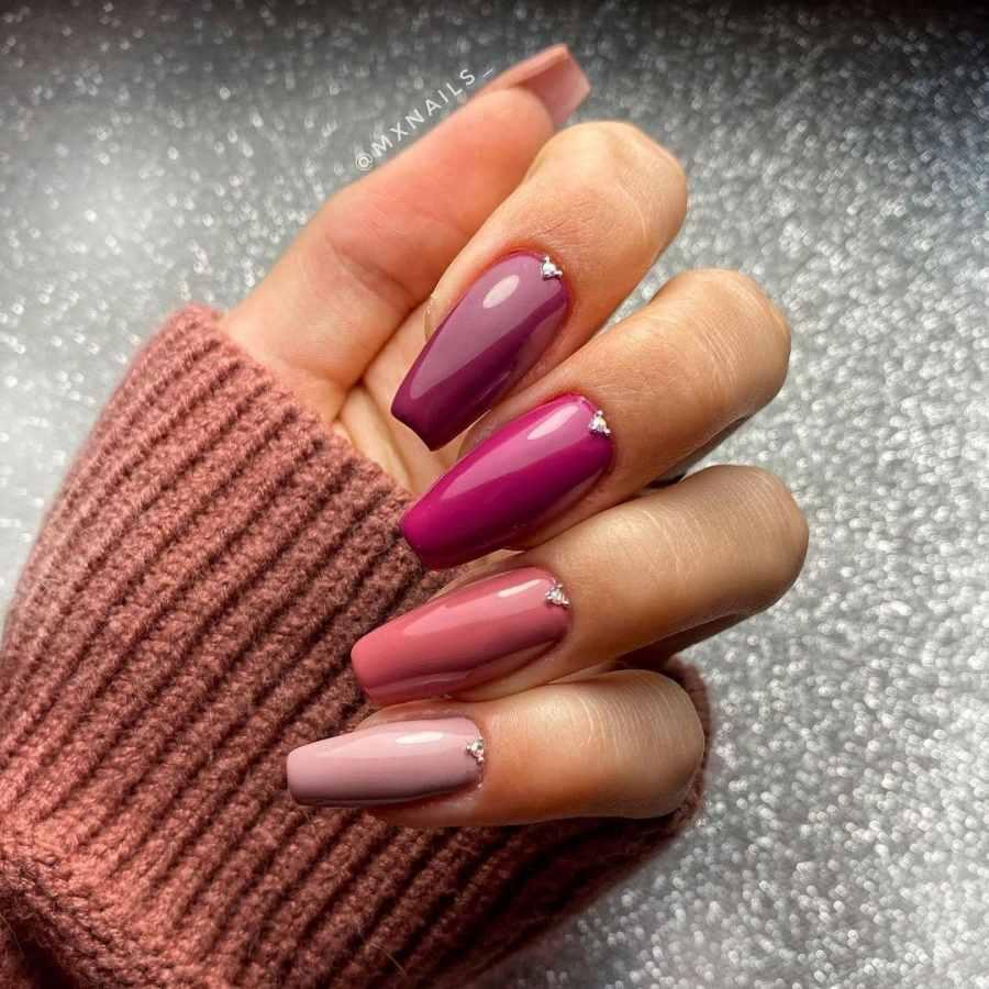 Spring Nails 2021020513 - 10+ Fashion Spring Nails Design 2021
