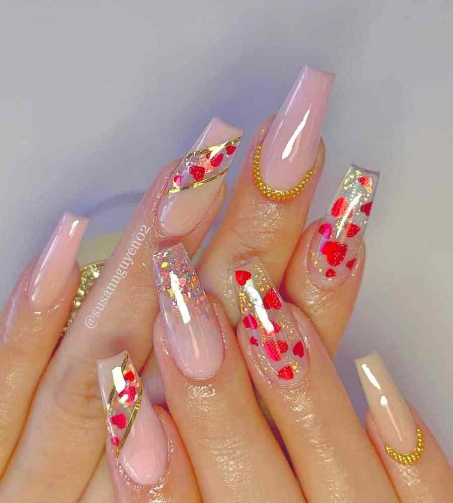 Spring Nails 2021020514 - 10+ Fashion Spring Nails Design 2021