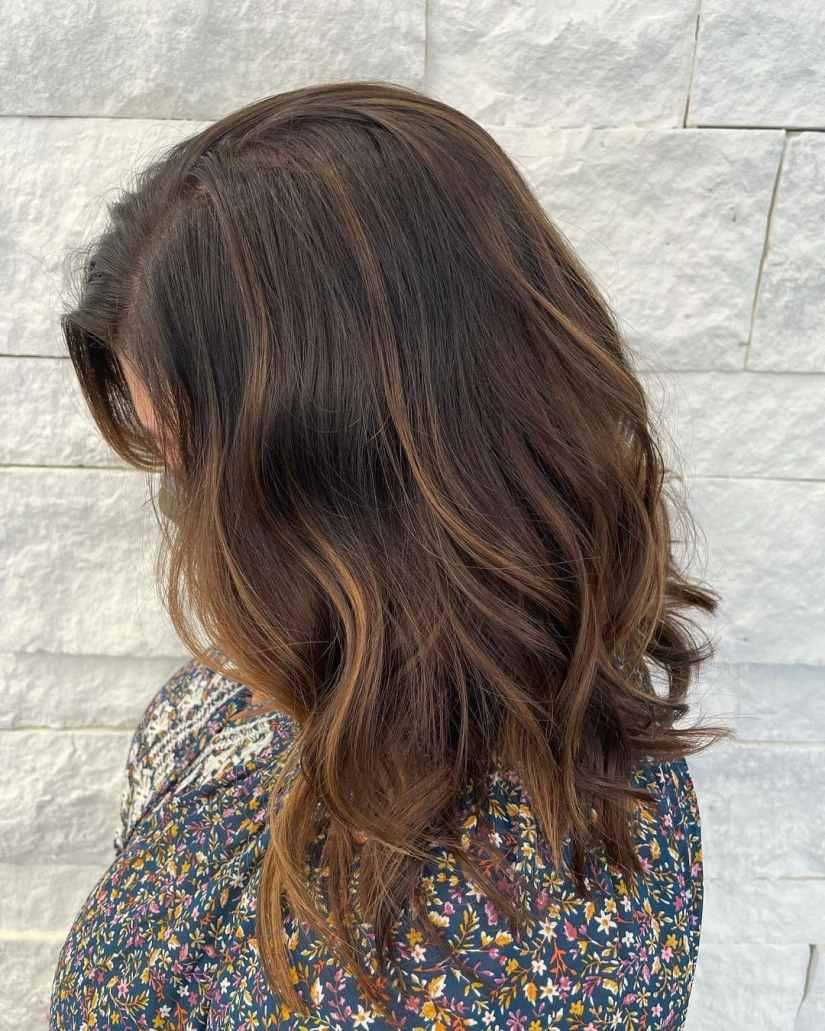 Brown Hair 2021032601 - 20+ Brown Hair Makes You Glamorous