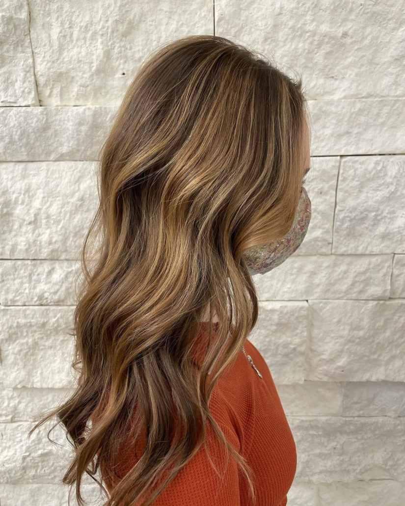 Brown Hair 2021032602 - 20+ Brown Hair Makes You Glamorous