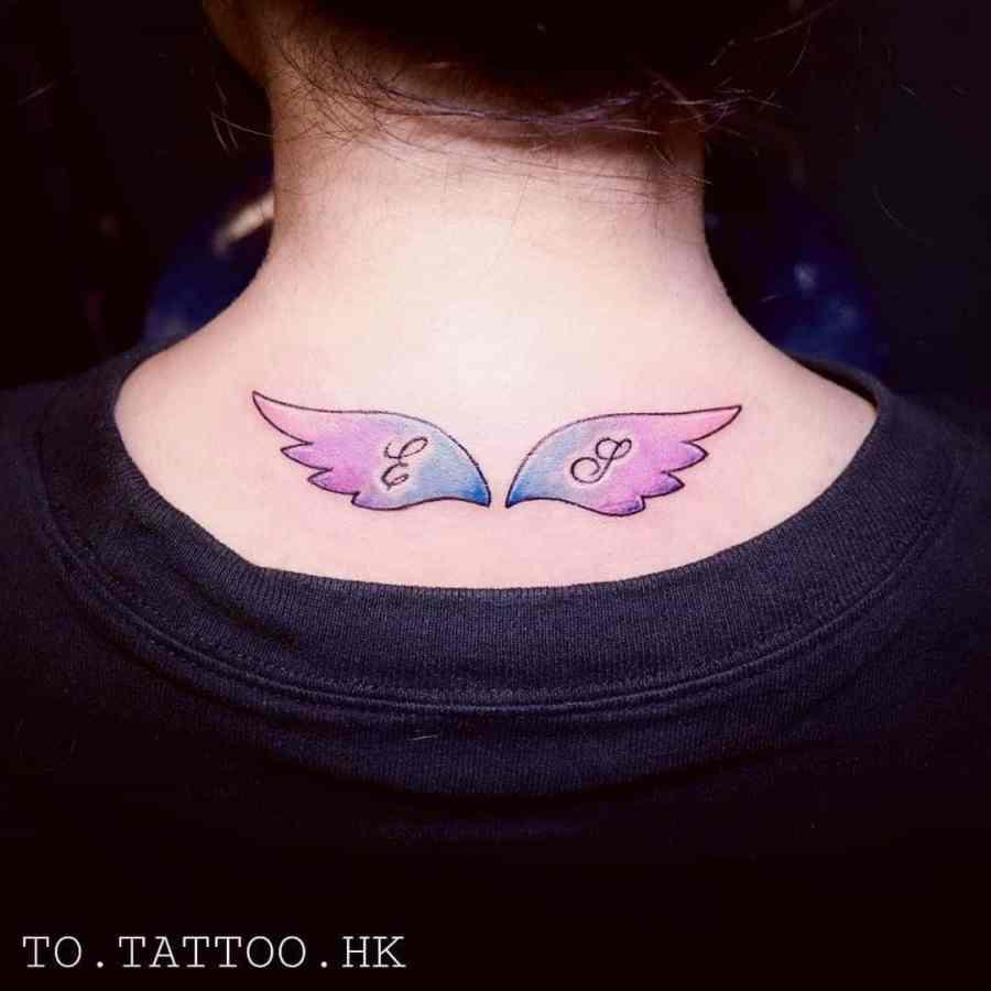 Wing Tattoo 2021031605 - 11 Wing Tattoo Ideas Emerge Inspiration
