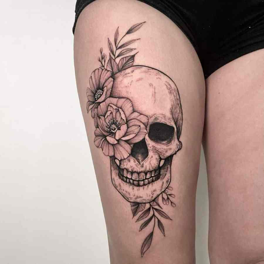 Black Tattoos 2021081705 - The Best Black Tattoos for Meaning and Inspiration