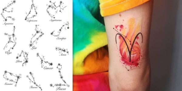 Zodiac tattoo-20210819