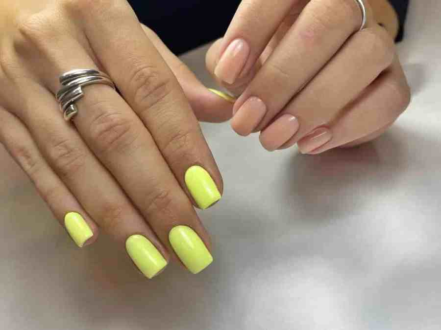 Nude Nails 2021092204 - 18 Nude Nails Help You Create a Stylish Look