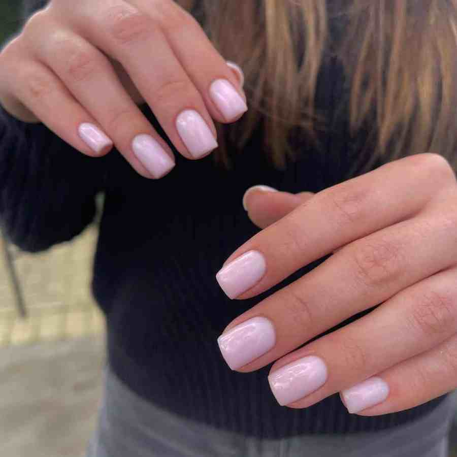 Nude Nails 2021092213 - 18 Nude Nails Help You Create a Stylish Look