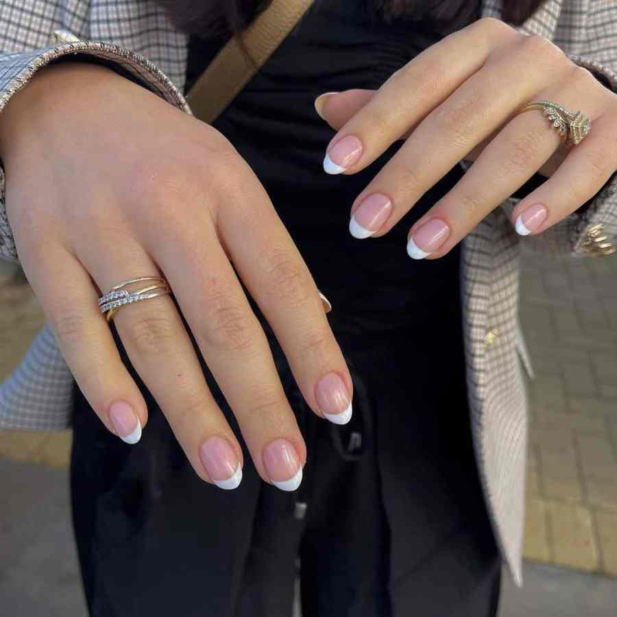 Nude Nails 2021092215 - 18 Nude Nails Help You Create a Stylish Look