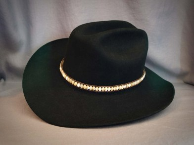 Mother of Pearl Hatband