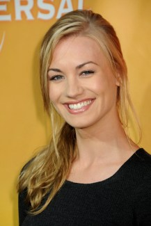 """Yvonne Strahovski (b.1982) – Actress from Sydney, Australia. She is known from TV-series like """"Chuck"""" (91 episodes, 2007-12), """"Dexter"""" (17 episodes, 2012-13) and """"24"""" (12 episodes, 2014). Yvonne is also known from movies like """"I love you too"""" (2010) and """"I, Frankenstein"""" (2014)."""