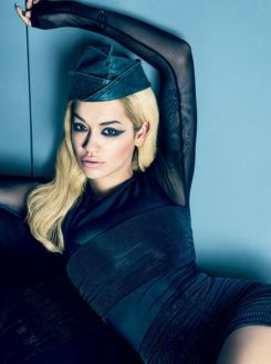 Rita Ora (b.1990) - Kosovo-born and raised in UK. She is now a famous singer, launching a career as an actress as well.