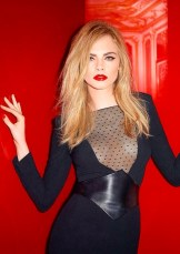 Cara Delevingne (b.1992) - She is the new british supermodel, 22 years old and with a true rebel attitude. She is everywere at the moment, gracing magazine covers, doing runway shows for the biggest designers and stealing campaignes from Kate Moss.