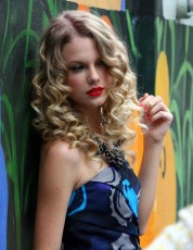 Taylor Swift (b.1989) - She is a very talented and popular singer/songwriter. She has released four records (2006-12) and she have appeared in several movies as well.