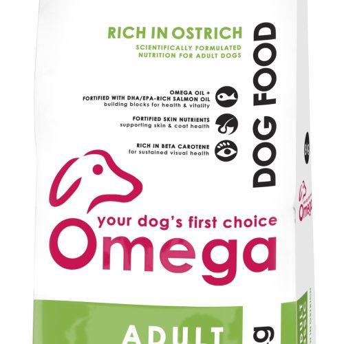 Omega Classic Ostrich 8KG