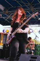 The Jessica Prouty Band rocks a new album and an East coast mini tour.