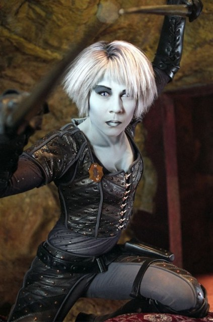 Gigi Edgeley as Chiana of Farscape