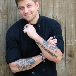 Mark Conway's cooking style is a hybrid of Mexican and global street food.
