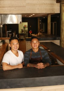 1981 Ramen Bar owners, Peter Huynh and Charlie Mai