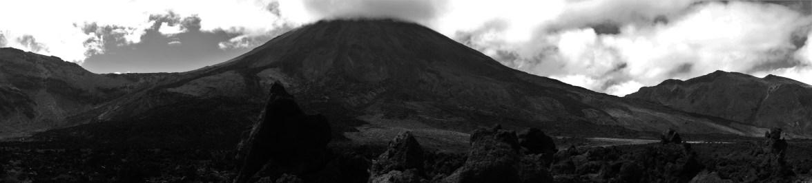 Day 2 - Mount Ngaurahoe (Mount Doom)