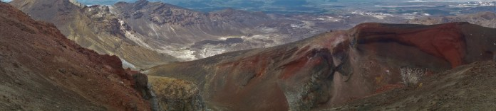 Day 2 - The Red Crater and Oturere Valley