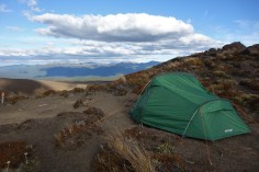 Day 2 - Our spot for the night at Oturere camp