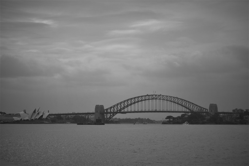 From the ferry back to the harbour