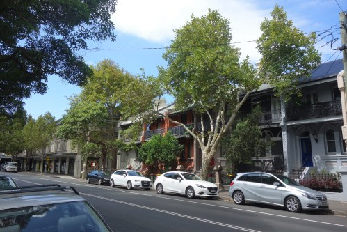 Surry Hills streets