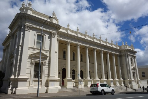Lonny (Launceston) Town Hall