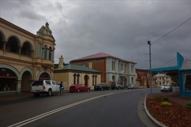 The town of Zeehan
