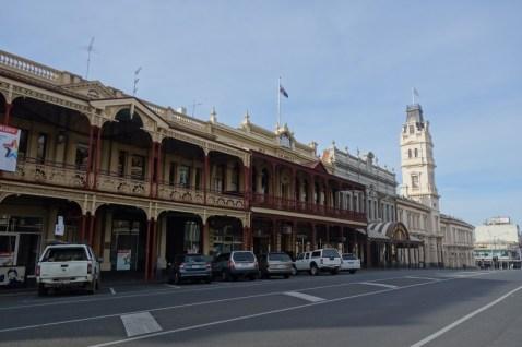Ballarat buildings
