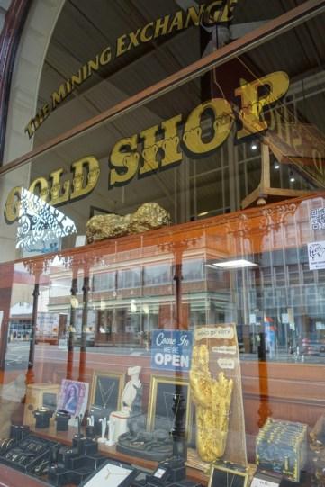 Gold-rush era history
