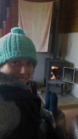 In my cabin