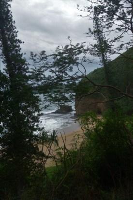 Passage Rock walk