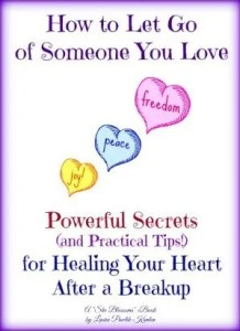 She Blossoms how to let go of someone you love ebook