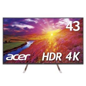 Acer 4Kモニターディスプレイ ET430Kbmiiqppx