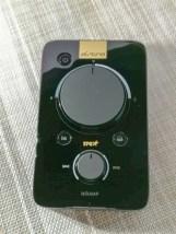 ダイヤルでマイク音声とゲーム音声のバランス調整可能
