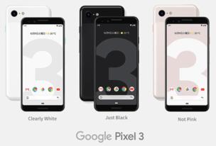 Google Pixel 3(XL)