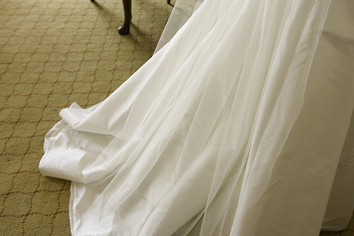 How Much Does Wedding Dress Cleaning Cost?