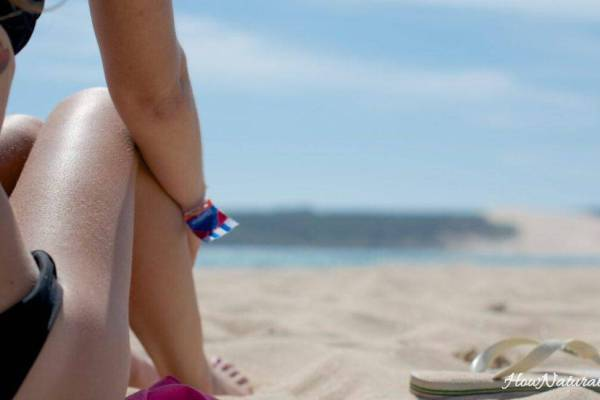 How to tan quickly? 5 ways to get a beautiful tan