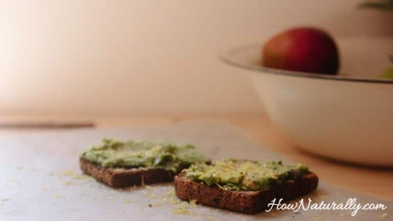 Vegan bread paste- celery and pumpkin seed s