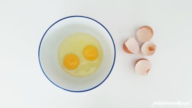 Hair mask with yolk and castor oil | DIY