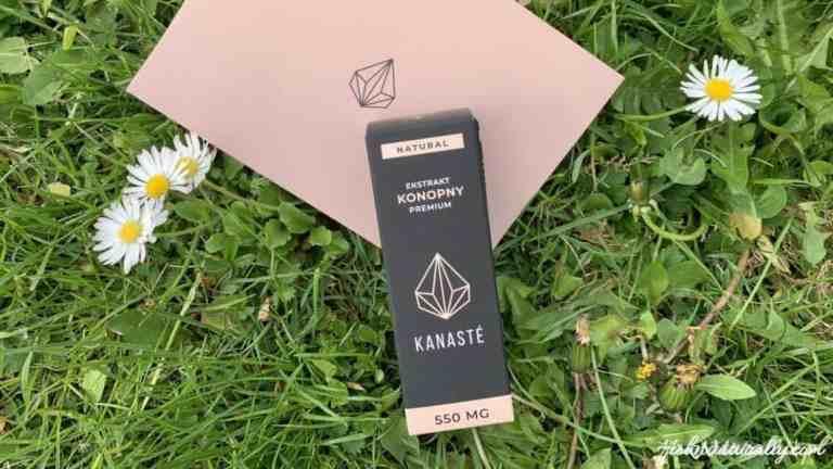 Kanaste, CBD Oil 550 mg – my effects after a month