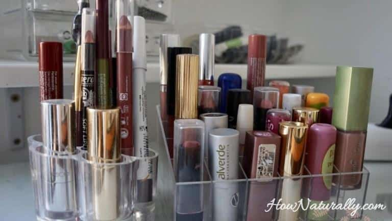 My dressing table and makeup collection, part 2