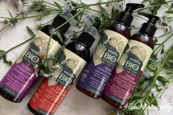 Venita, news in natural hair care