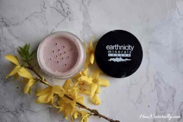 Earthnicity Minerals, Delicate blusher