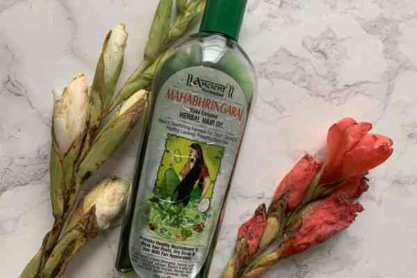 Hesh Mahabhringaraj, herbal hair growth oil