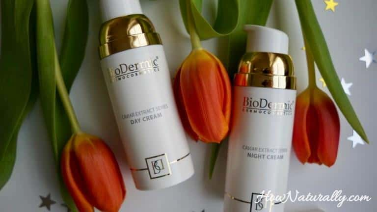 Biodermic caviar series | news in face care