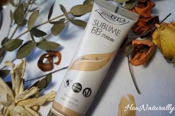 PuroBio BB cream: the best natural foundation