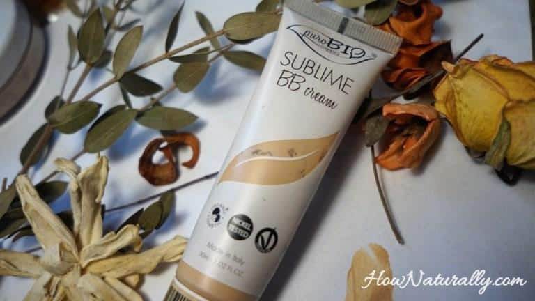 PuroBio BB cream: the best natural foundation